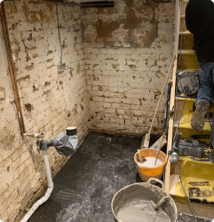 how expensive is damp proofing in london